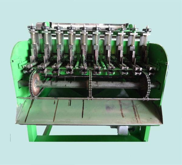 Machine de decorticage noix de cajou