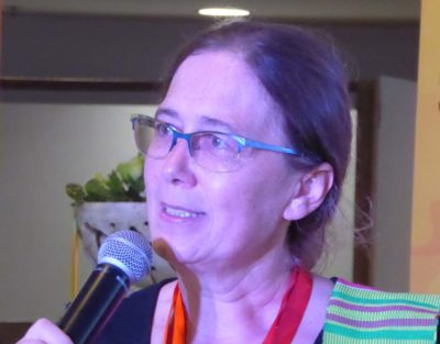 Des experts africains du cajou en formation au Ghana