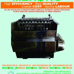 Le Nouveau modèle de la Décortiqueuse automatique de noix cajou